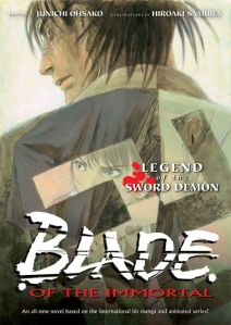Vol 1 - Legend of the Sword Demon