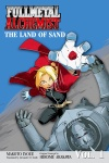 Vol 1 - The Land of Sand