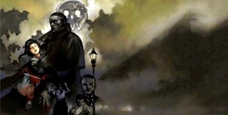 Dark Wars: The Tale of Meiji Dracula
