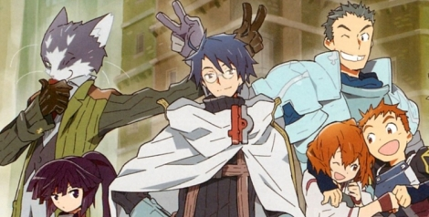 Pictured: Log Horizon