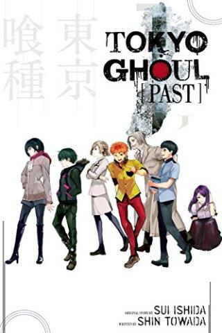 Tokyo Ghoul   English Light Novels