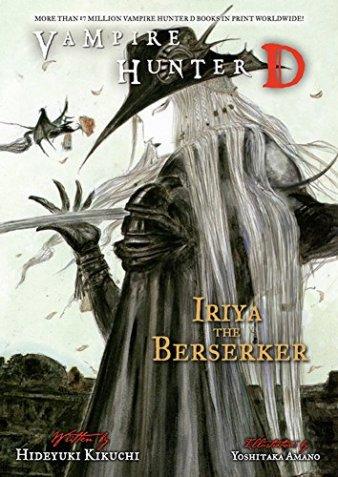 Vol 23 - Iriya the Berserker
