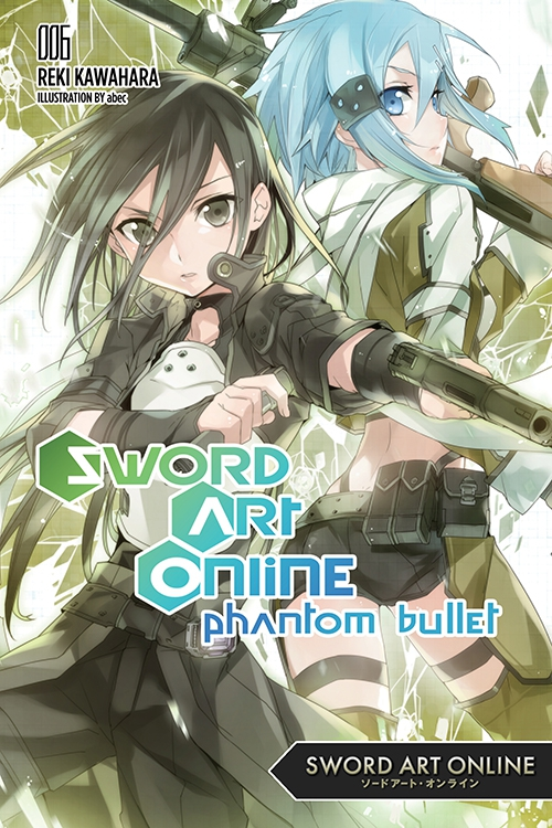 Sword Art Online (volume 6) will release on December 15th.