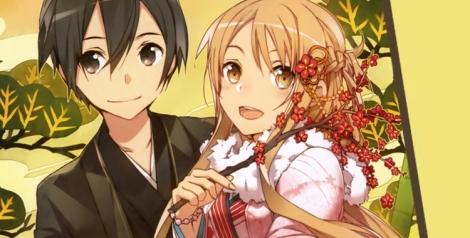 (pictured: Sword Art Online)