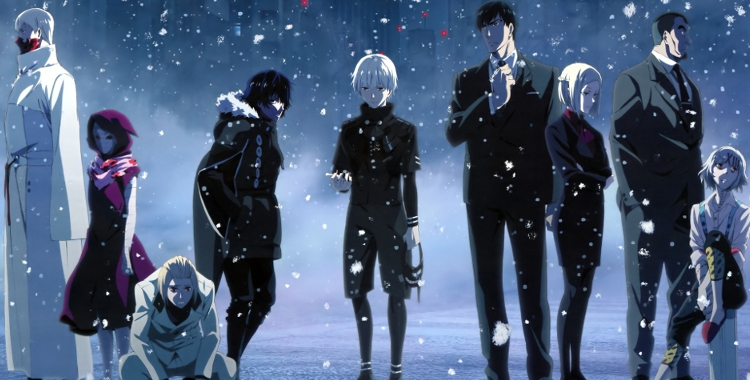 (pictured: Tokyo Ghoul)