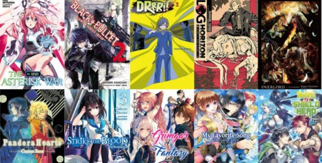 Other light novels