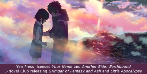 (pictured: Your Name)
