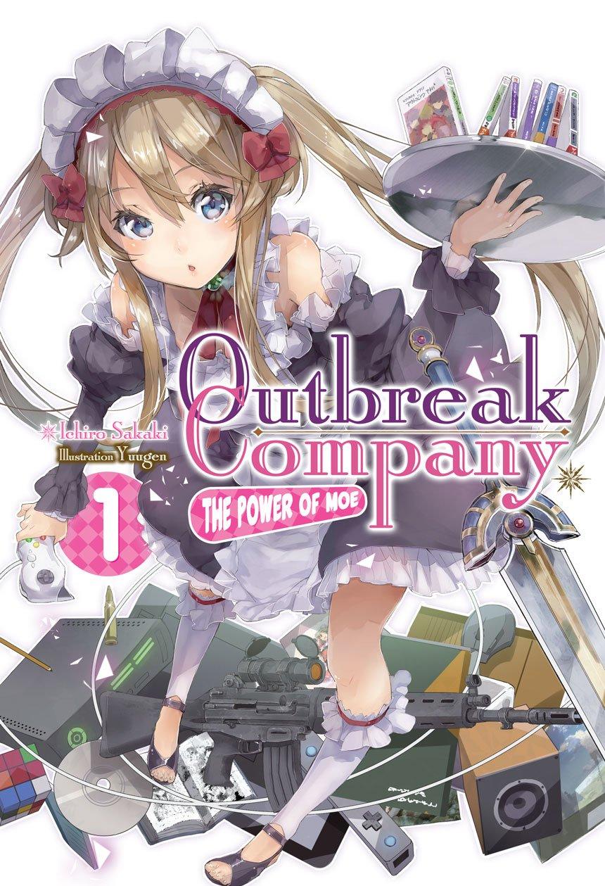 Outbreak Company Serien Stream