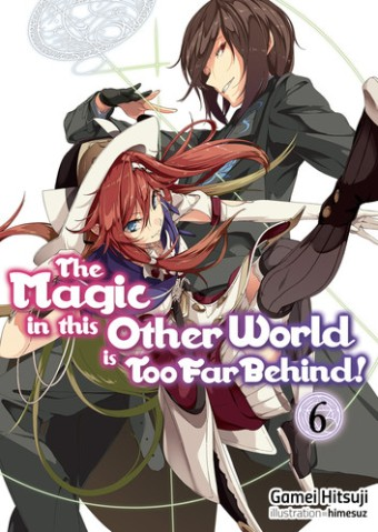 The Magic in this Other World is Too Far Behind! | English