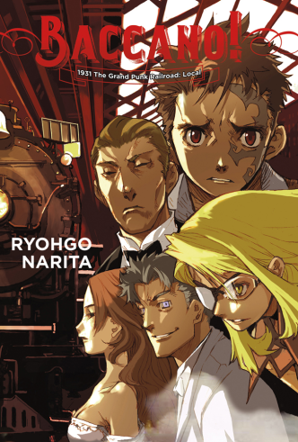 Baccano!_Vol2_English_Cover