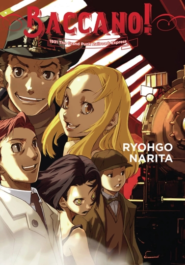 Baccano!_Vol3_English_Cover