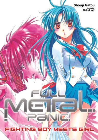 full metal panic jnovel 1