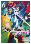 Reincarnated as a Sword Volume 6  Cover