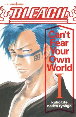 Bleach: Can't Fear Your Own World Volume 1 Cover