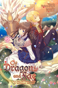 of dragons and fae