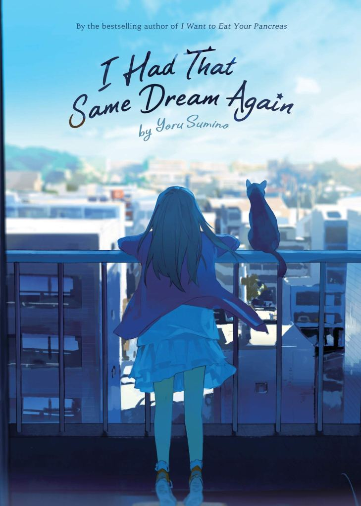 I Had That Same Dream Again Cover