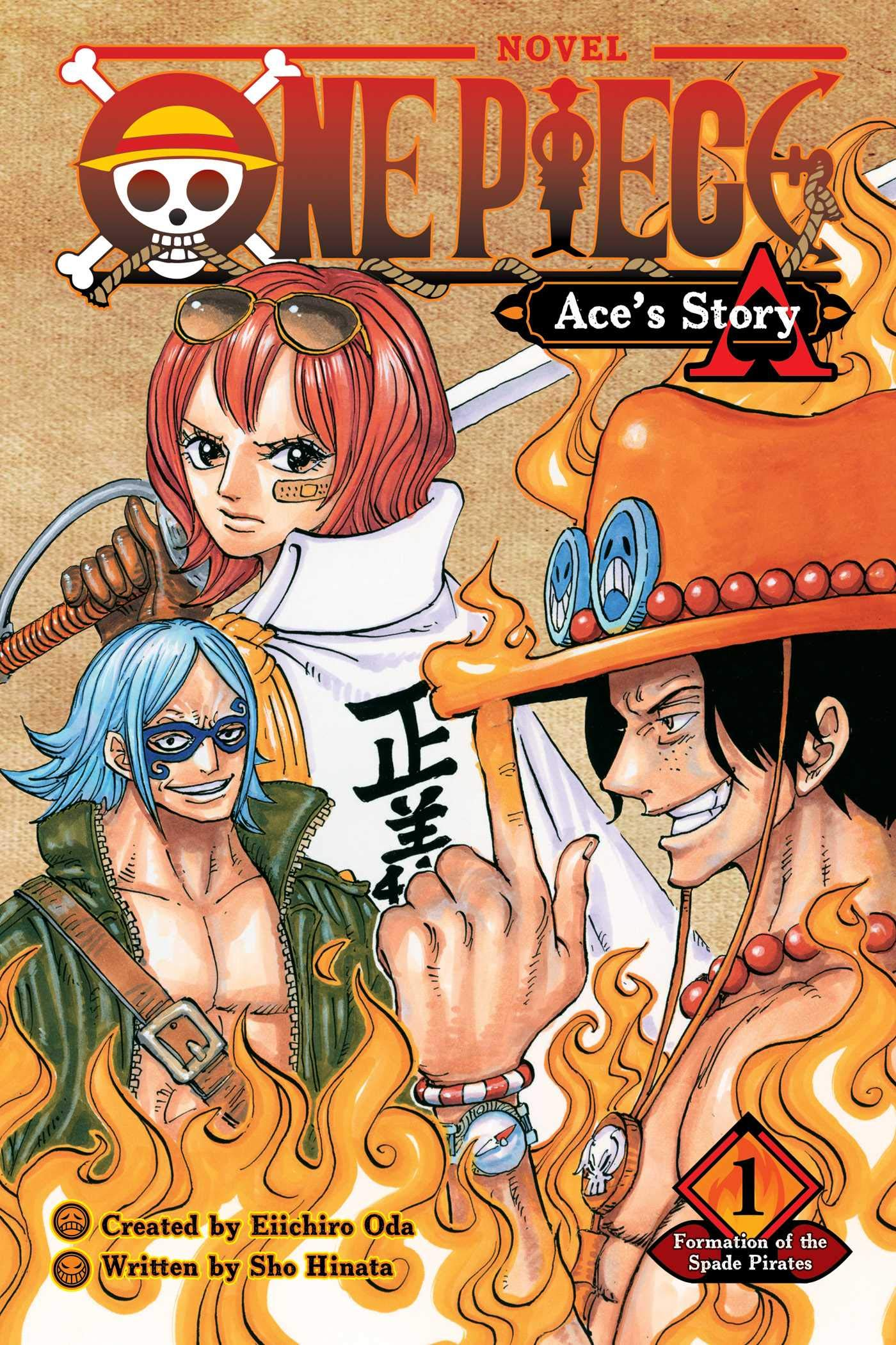 One Piece Ace's Story Volume 1