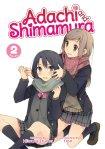 Adachi and Shimamura Volume 2 Cover