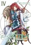 Altina the Sword Princess Volume 4 Cover