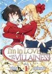 I'm In Love with the Villainess Volume 1 Cover