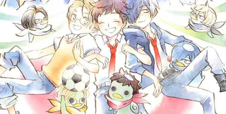 Sarazanmai anime adaptation banner image