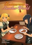 Restaurant to Another World Volume 5 Cover