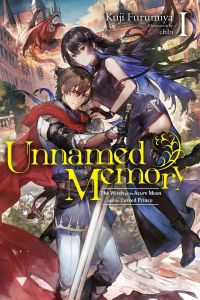 Unnamed Memory Volume 1 Cover