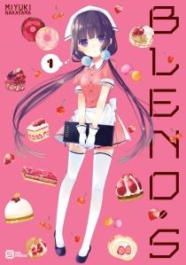 BLEND・S Manga Volume 1 Cover