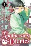 The Apothecary Diaries Volume 1