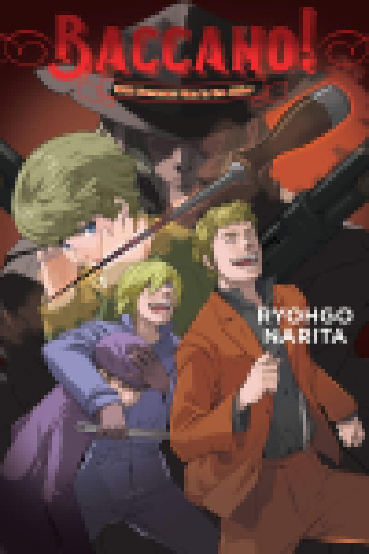 Baccano!Volume 16