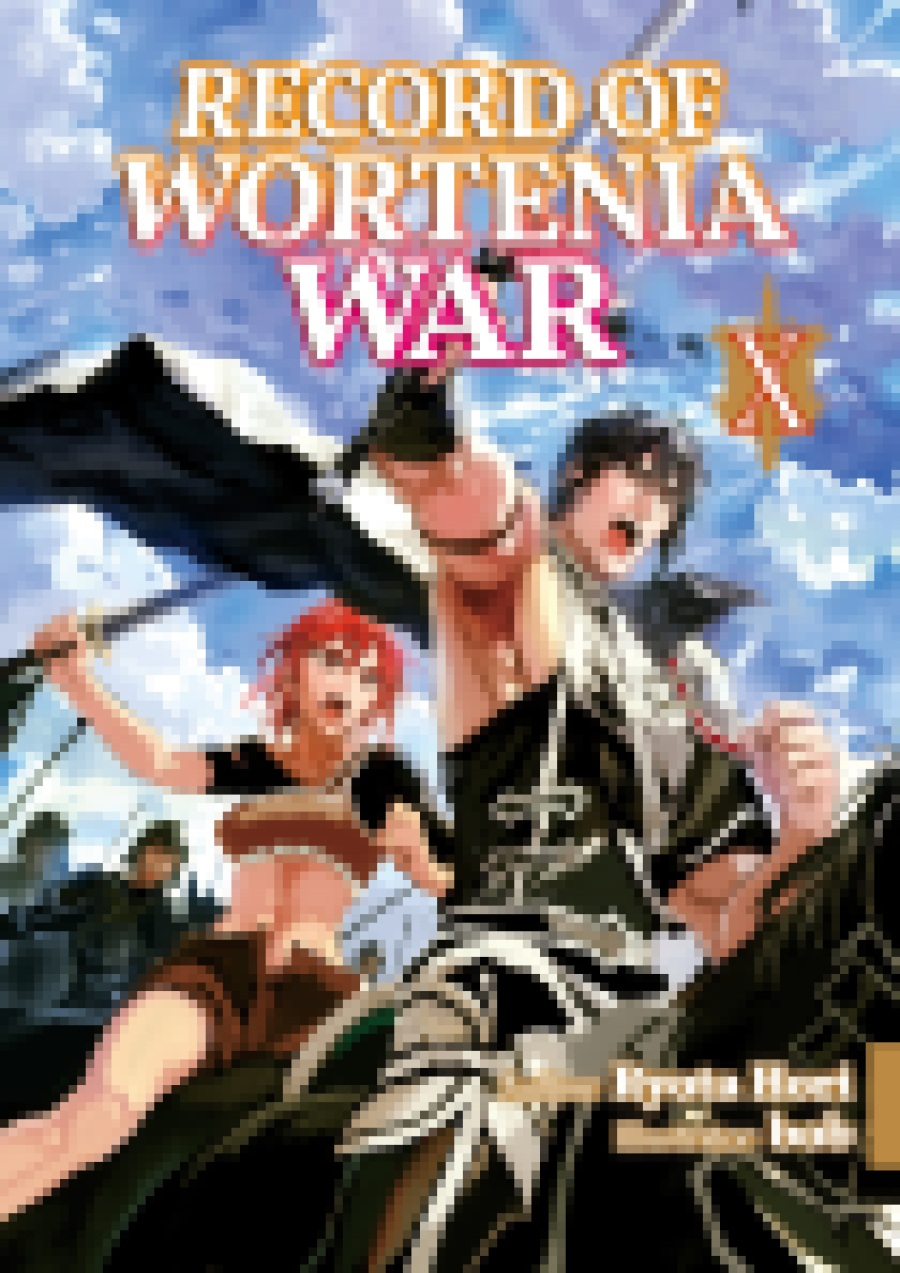 Record of Wortenia War Volume 10